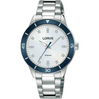Relojes & Joyas Mujer Relojes analógicos Lorus RG249RX9, Quartz, 34mm, 10ATM Plata
