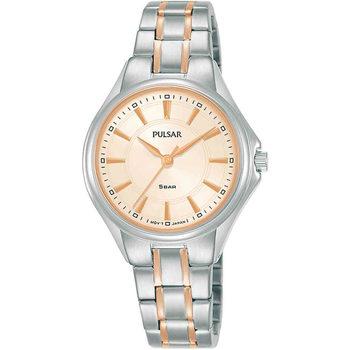 Relojes & Joyas Mujer Relojes analógicos Pulsar PH8501X1, Quartz, 30mm, 5ATM Plata