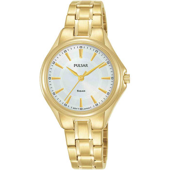 Relojes & Joyas Mujer Relojes analógicos Pulsar PH8502X1, Quartz, 30mm, 5ATM Oro