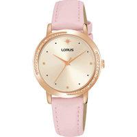 Relojes & Joyas Mujer Relojes analógicos Lorus RG298RX9, Quartz, 30mm, 5ATM Oro