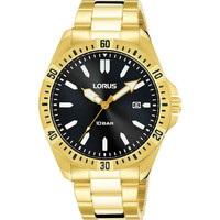 Relojes & Joyas Hombre Relojes analógicos Lorus RH918NX9, Quartz, 40mm, 10ATM Oro