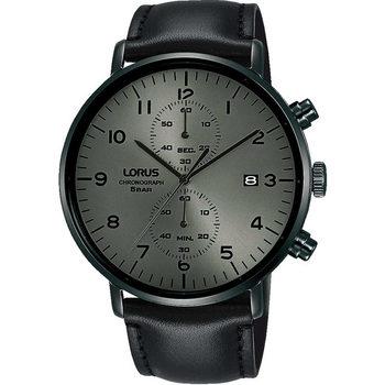 Relojes & Joyas Hombre Relojes analógicos Lorus RW405AX9, Quartz, 43mm, 5ATM Negro