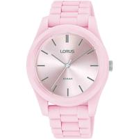 Relojes & Joyas Mujer Relojes analógicos Lorus RG257RX9, Quartz, 36mm, 10ATM Rosa