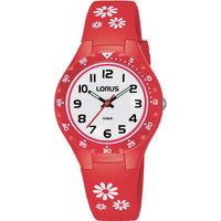 Relojes & Joyas Mujer Relojes analógicos Lorus RRX57GX9, Quartz, 30mm, 10ATM Rojo