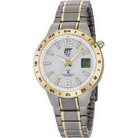 Relojes & Joyas Hombre Relojes mixtos analógico-digital Ett Eco Tech Time EGT-11410-40M, Quartz, 40mm, 5ATM Plata