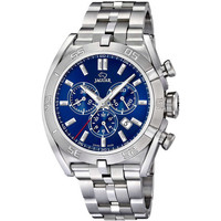 Relojes & Joyas Hombre Relojes analógicos Jaguar J852/6, Quartz, 45mm, 10ATM Plata