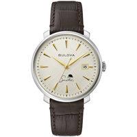 Relojes & Joyas Hombre Relojes analógicos Bulova 96B359, Automatic, 40mm, 3ATM Plata