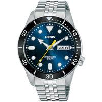 Relojes & Joyas Hombre Relojes analógicos Lorus RL449AX9, Automatic, 42mm, 10ATM Plata