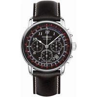 Relojes & Joyas Hombre Relojes analógicos Zeppelin 7624-2, Automatic, 42mm, 5ATM Plata