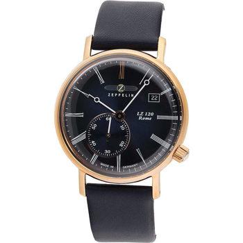 Relojes & Joyas Mujer Relojes analógicos Zeppelin 7137-3, Quartz, 36mm, 5ATM Oro