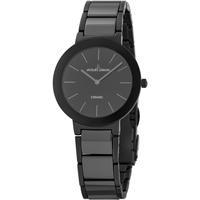 Relojes & Joyas Mujer Relojes analógicos Jacques Lemans 42-7O, Quartz, 34mm, 10ATM Negro