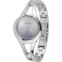 Relojes & Joyas Mujer Relojes analógicos Jacques Lemans 1-2071B, Quartz, 32mm, 5ATM Plata