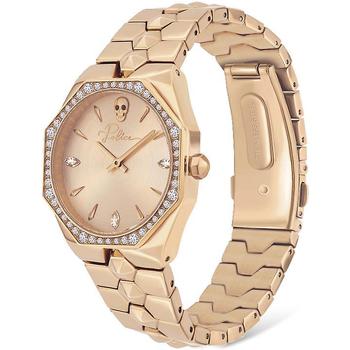 Relojes & Joyas Mujer Relojes analógicos Police PL16038BSR.32M, Quartz, 35mm, 3ATM Oro