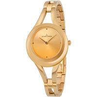 Relojes & Joyas Mujer Relojes analógicos Jacques Lemans 1-2071C, Quartz, 32mm, 5ATM Oro
