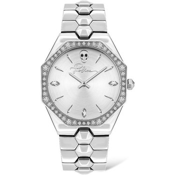 Relojes & Joyas Mujer Relojes analógicos Police PL16038BS.04M, Quartz, 35mm, 3ATM Plata