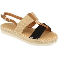 Zapatos Mujer Sandalias Buonarotti 1FB-1075 Negro