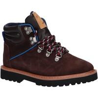 Zapatos Niños Botas de caña baja Pepe jeans PBS50089 LEIA MOUNTAIN Marr?n