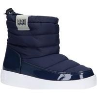 Zapatos Niño Botas de nieve Pepe jeans PGS50149 BRIXTON Azul
