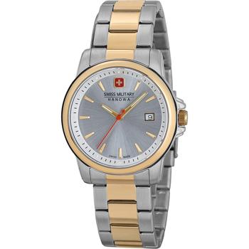 Relojes & Joyas Hombre Relojes analógicos Swiss Military By Chrono 06-5230.7.55.001, Quartz, 39mm, 5ATM Plata