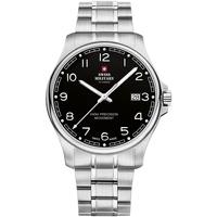 Relojes & Joyas Hombre Relojes analógicos Swiss Military By Chrono SM30200.16, Quartz, 39mm, 5ATM Plata