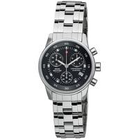 Relojes & Joyas Mujer Relojes analógicos Swiss Military By Chrono SM34013.01, Quartz, 30mm, 5ATM Plata