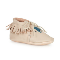 Zapatos Niños Pantuflas Easy Peasy MEXIMOO Beige