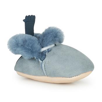 Zapatos Niños Pantuflas Easy Peasy MINIMOO Suave / Denim / Suave / Cuero
