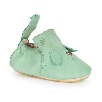 Zapatos Niños Pantuflas Easy Peasy BLUBLU CHIEN Suave / Harbor / Gris / Suave / Patin