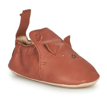 Zapatos Niños Pantuflas Easy Peasy BLUBLU RENARD Marrón