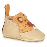 Zapatos Niños Pantuflas Easy Peasy BLUBLU CASTOR Beige