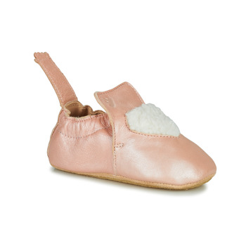 Zapatos Niña Pantuflas Easy Peasy BLUBLU COEUR Rosa