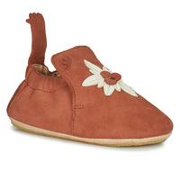 Zapatos Niña Pantuflas Easy Peasy BLUBLU EDELWEISS Suave / Clay / Suave / Patin