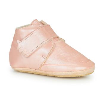 Zapatos Niña Pantuflas Easy Peasy WINTERBLUE Suave / Rosa / Baba / Suave / Patin