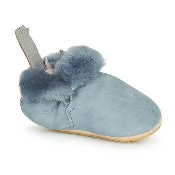 Zapatos Niños Pantuflas Easy Peasy MINIBLU TAUREAU Gris