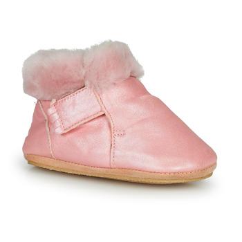 Zapatos Niña Pantuflas Easy Peasy FOUBLU Suave / Powder / Suave / Patin