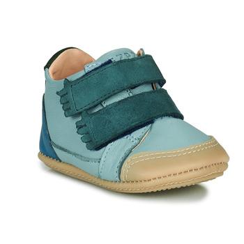 Zapatos Niños Pantuflas Easy Peasy IRUN B Suave / Niebla / Suave / Premarche