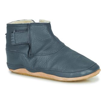 Zapatos Niños Pantuflas Easy Peasy BOOBOOTIES Suave / Denim / Suave / Patin