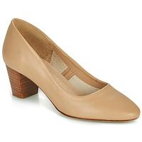Zapatos Mujer Sandalias San Marina APANDO Beige