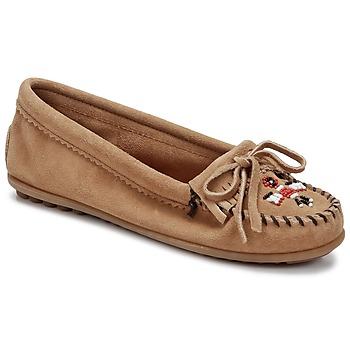 Zapatos Mujer Mocasín Minnetonka THUNDERBIRD II Topotea