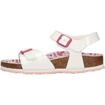 Zapatos Niños Sandalias Birkenstock - Rio bianco 1018864 BIANCO