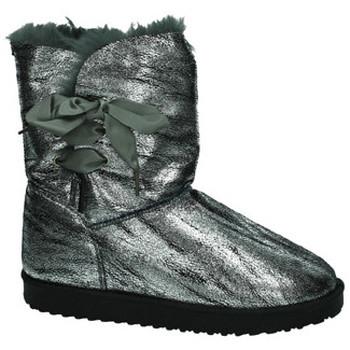 Zapatos Mujer Botas de nieve Misshe Shoes Botas cÓmodas PLATA