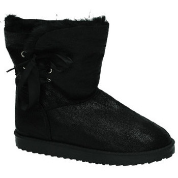 Zapatos Mujer Botas de nieve Misshe Shoes Botas cÓmodas NEGRO