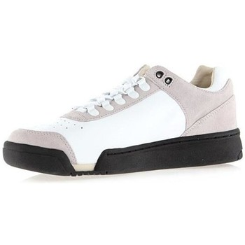 Zapatos Hombre Zapatillas bajas K-Swiss Gstaad Neu Lux Blanco, Negros, Beige