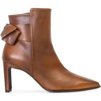 Zapatos Mujer Botines Paco Gil ALMUDENA Marrón