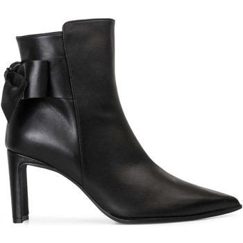Zapatos Mujer Botines Paco Gil ALMUDENA Negro