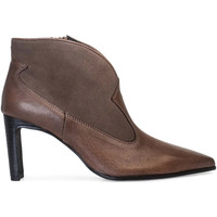 Zapatos Mujer Botines Paco Gil OLIVIA Marrón