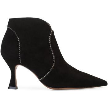 Zapatos Mujer Botines Paco Gil OFELIA Negro