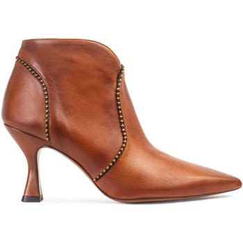 Zapatos Mujer Botines Paco Gil OFELIA Marrón