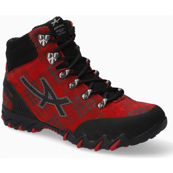 Zapatos Mujer Senderismo Mephisto NOOMIE-TEX Rojo