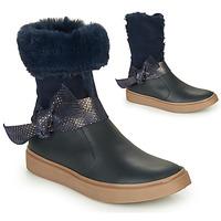 Zapatos Niña Botas urbanas GBB EVELINA Azul